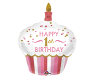 1歳GIRLカップケーキ