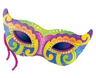 【ハロウィン】マルディグラズマスク