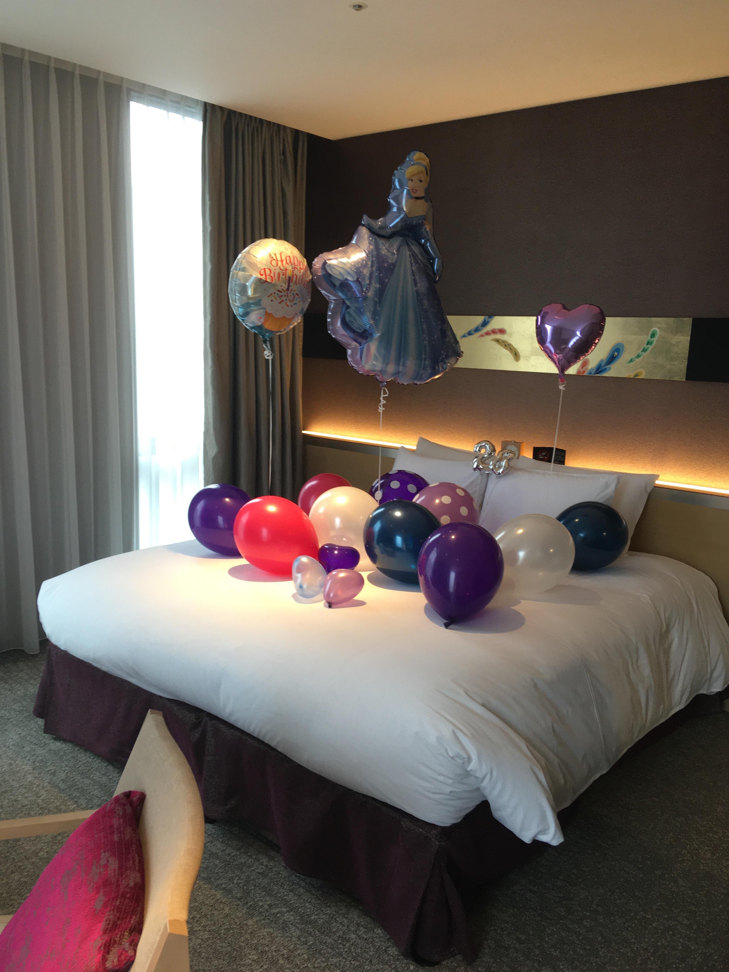Bedroom Balloon