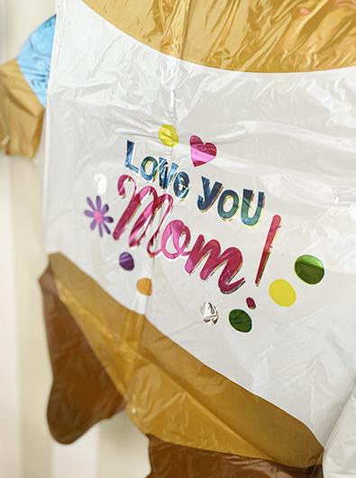 母の日に感謝を込めて❤️ラブユーマムベア