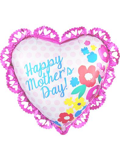 母の日に感謝を込めて❤️マザーズデーレースファブリック